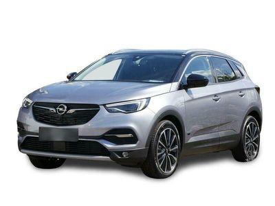 gebraucht Opel Grandland X Grandland XUltimate Plug-In-Hybrid 4 NAVI LED