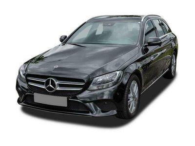 gebraucht Mercedes C220 C 220d T AVANTGARDE+BUSINESS+KAMERA+KEYLESS+SHZ