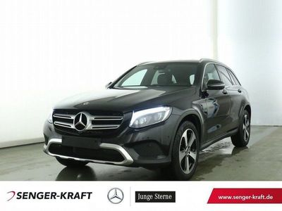 käytetty Mercedes GLC220 4M+AMG-LINE+MEMORY+LED+360°KAMERA+NAVI