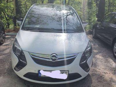 gebraucht Opel Zafira Tourer 2.0 BITurbo CDTI Start/Stop Sport