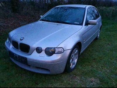 gebraucht BMW 318 Compact Tausche e46 ti als in Husum
