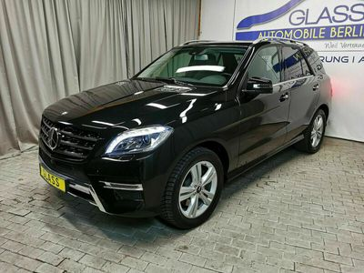 gebraucht Mercedes ML350 CDI BlueTEC AMG *Leder| Navi| Distronic+*