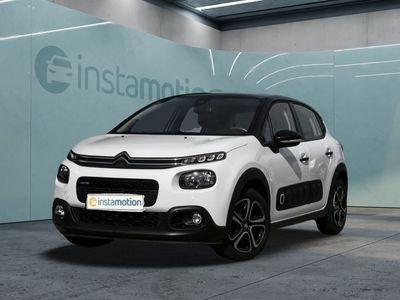 gebraucht Citroën C3 C3Shine 1.2l PureTech+PANORAMADACH+KEYLESS+DAB+LED