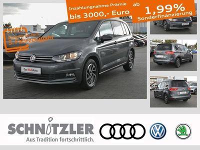 gebraucht VW Touran JOIN 1.0 TSI (7-Sitzer) Navi/EPH/SHV/+++