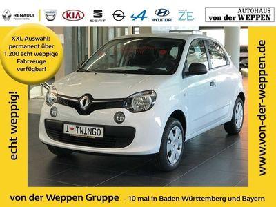 gebraucht Renault Twingo SCe 65 LIFE, Tageszulassung, bei Autohaus von der Weppen GmbH & Co. KG