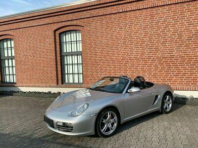 gebraucht Porsche Boxster S Navi Tiptronic Bose BRD-Fahrzeug