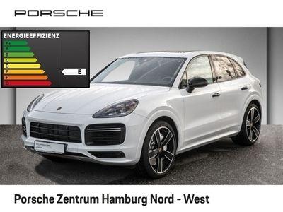 gebraucht Porsche Cayenne Turbo 22-Zoll Sportsitze LED PDLS+