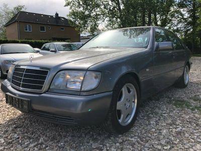 używany Mercedes 500 SE W140