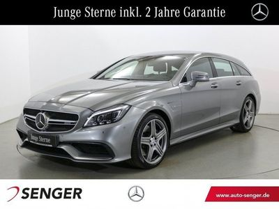 gebraucht Mercedes CLS63 AMG AMG 4 M SB Drivers-Pack Distronic Comand