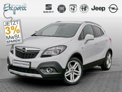 gebraucht Opel Mokka 1.6 CDTI Inno ecoFlex PDCv+h NAVI RF-KAM