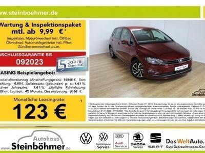 gebraucht VW Golf Sportsvan JOIN 1.0TSI Navi ACC ParkPilot SHZ