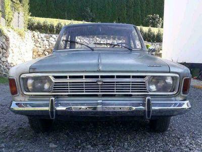 gebraucht Ford Taunus 17M/21 1968 Projektauto