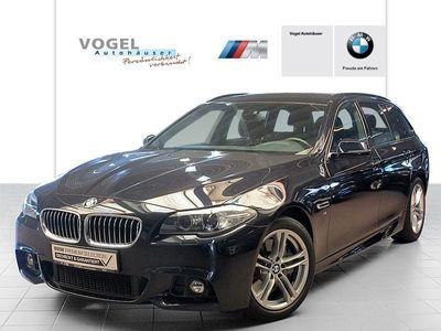 gebraucht BMW 528 i Touring M Sportpaket Euro 6 Navi Bus. PDC Klima Shz Xenon