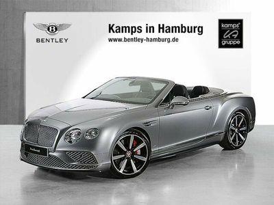 gebraucht Bentley Continental GTC 4.0 V8 S Convertible - HAMBURG