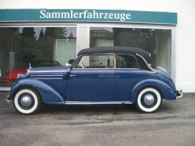 gebraucht Mercedes 170 1950 170 -Cabriole