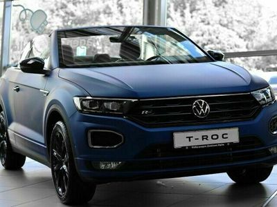 "gebraucht VW T-Roc Cabriolet R-Line ""Edition Blue"" 1.5 l TSI"