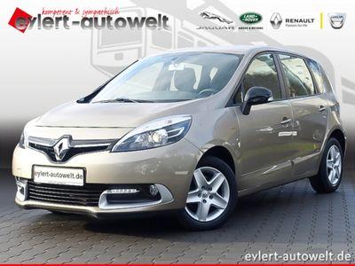 gebraucht Renault Scénic dci110 Limited KLIMA BT ZV SERVO