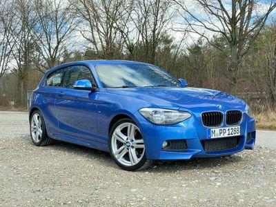 gebraucht BMW 118 Coupé d Aut. - M Sportpaket - 8x Bereifung