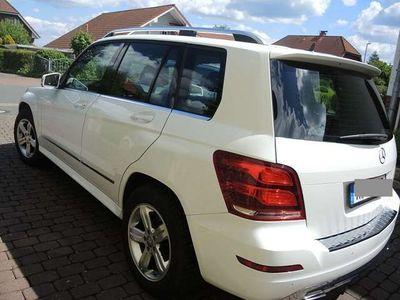 gebraucht Mercedes GLK200 CDI DPF BlueEFFICIENCY