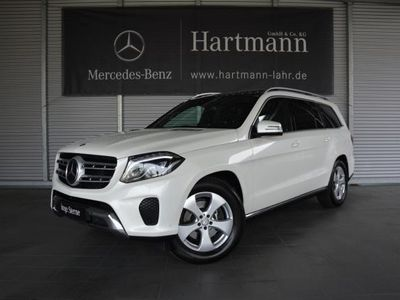 gebraucht Mercedes GLS350 d 4Matic 9G Panorama Distronic LED ILS 360 OffRoad