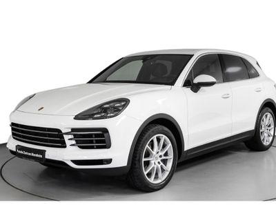 gebraucht Porsche Cayenne LED Matrix Luft AHK 20'' Rückfahrkamera
