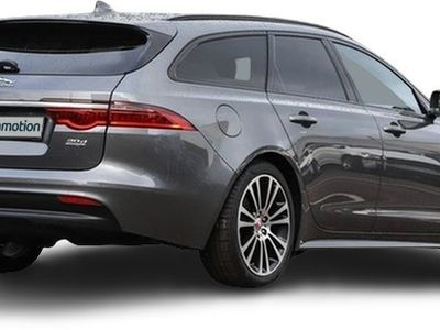 gebraucht Jaguar XF Sportbrake XF 20d R-Sport AWD Automatik