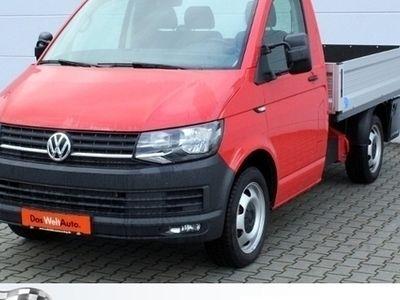 gebraucht VW T6 Pritsche 2.0TDI DSG 3Sitze Komfort Paket Plus