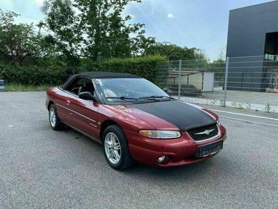 gebraucht Chrysler Stratus 1A Zustand Cabrio