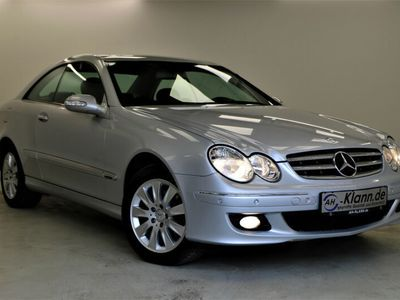 gebraucht Mercedes CLK280 Coupe 231 PS 7G-TRONIC Elegance