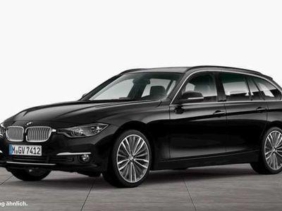 gebraucht BMW 320 i Touring LED Pano.Dach Navi Bus. Tempomat
