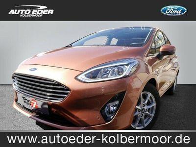 gebraucht Ford Fiesta 1.0 EcoBoost Titanium StartStopp Navi Klima