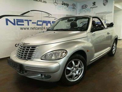gebraucht Chrysler PT Cruiser Cabrio Limited 2.4 Leder/NAVi