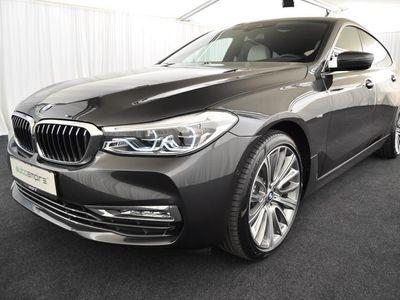 gebraucht BMW 630 Gran Turismo d GT Luxury B&W/STH/F-Entertainm. NP