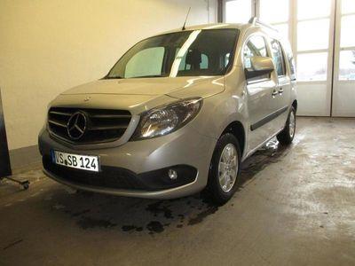 gebraucht Mercedes Citan 111 TOURER EDITION KLIMA TEMPOMAT RF-KAM