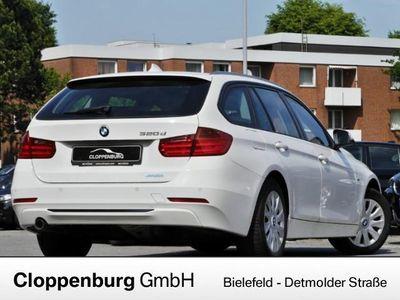 gebraucht BMW 320 d Touring Aut. Sport Line AHK NaviBusi Xenon