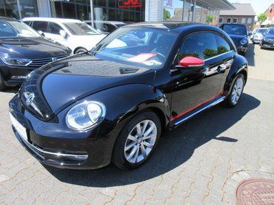 gebraucht VW Beetle Cabriolet SOUND 1.2 TSI NAVI KLIMA WINDSC