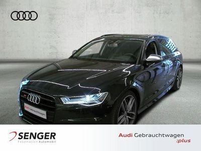käytetty Audi S6 Avant 4.0 TFSI quattro Matrix AHK Sportabgas