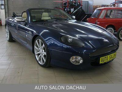 gebraucht Aston Martin DB7 Vantage Volante*Stratstone Ed. Nr.5 von 5 !*