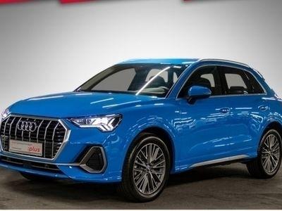 gebraucht Audi Q3 45 TFSI quattro S line