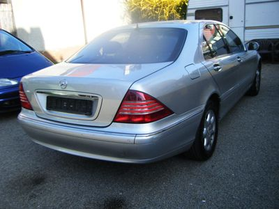 gebraucht Mercedes S400 CDI SOFTCLOSE ABSOLUT VOLLAU