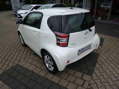 gebraucht Toyota iQ 1.0 HU/AU NEU Kundendienst neu 10x Airbag el. vers