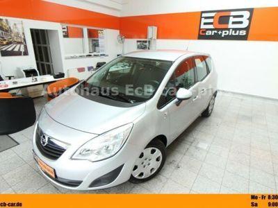 gebraucht Opel Meriva B Active *PDC/SHZ/Klimaa./Tempo*