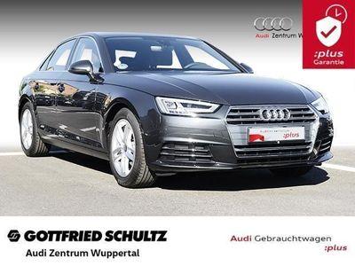 gebraucht Audi A4 Limousine 2.0TDI S-tronic LED NAV SHZ PDC KEYLE - Leder,Klima,Xenon,Sitzheizung,Alu,Servo,