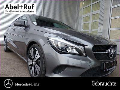 gebraucht Mercedes CLA200 - BENZd SB - Night Paket - Navi - Urban - Tempomat