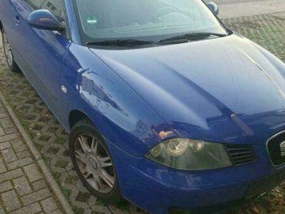 gebraucht Seat Ibiza 1.4 Benzin automatik