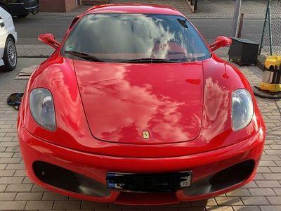 gebraucht Ferrari F430 F1 Scuderia Rosso Alcantara Carbon Sitze als Sportwagen/Coupé in Schifferstadt