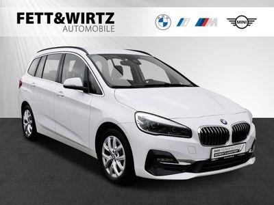 gebraucht BMW 220 Gran Tourer d Steptronic Luxury Line