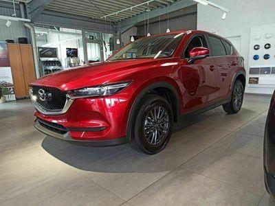 gebraucht Mazda CX-5 Exclusive-Line ACT-P NAV *LED*360°*Navi*