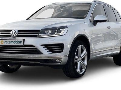 gebraucht VW Touareg Touareg3.0 TDI EXECUTIVE STANDHEIZUNG BI-XENON