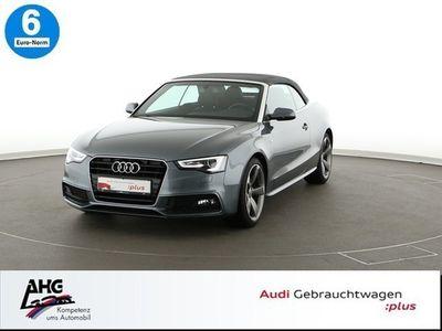 gebraucht Audi A5 Cabriolet 2.0 TDI Xenon Navi GRA LM